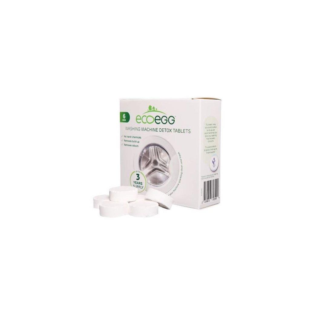 Ecoegg, Čisticí tablety do pračky - 6KS