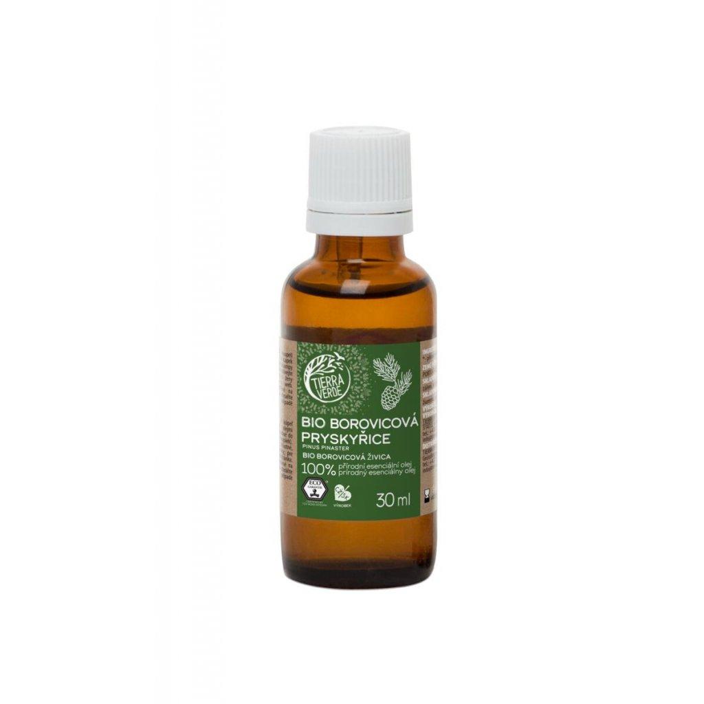 Tierra Verde, 100% esenciální olej - Borovice