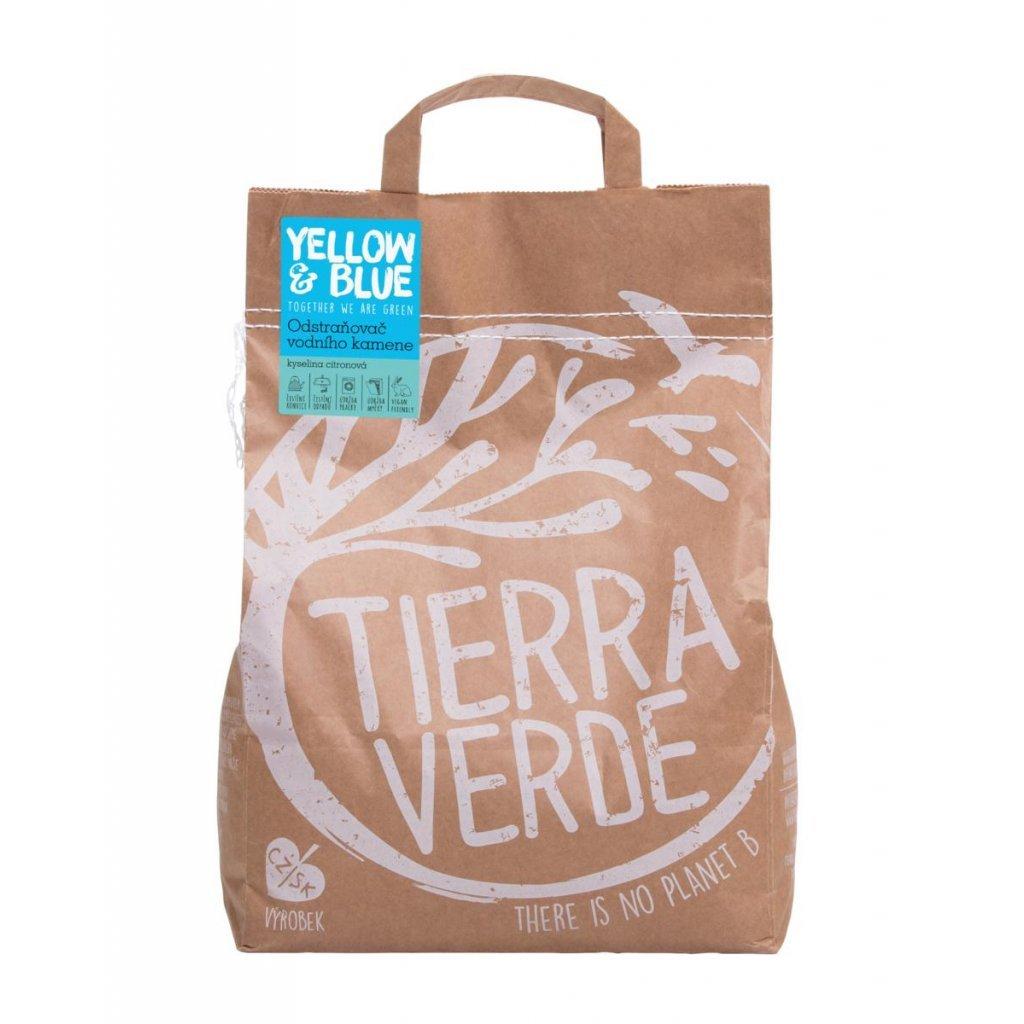 Tierra Verde, Odstraňovač vodního kamene - 5kg