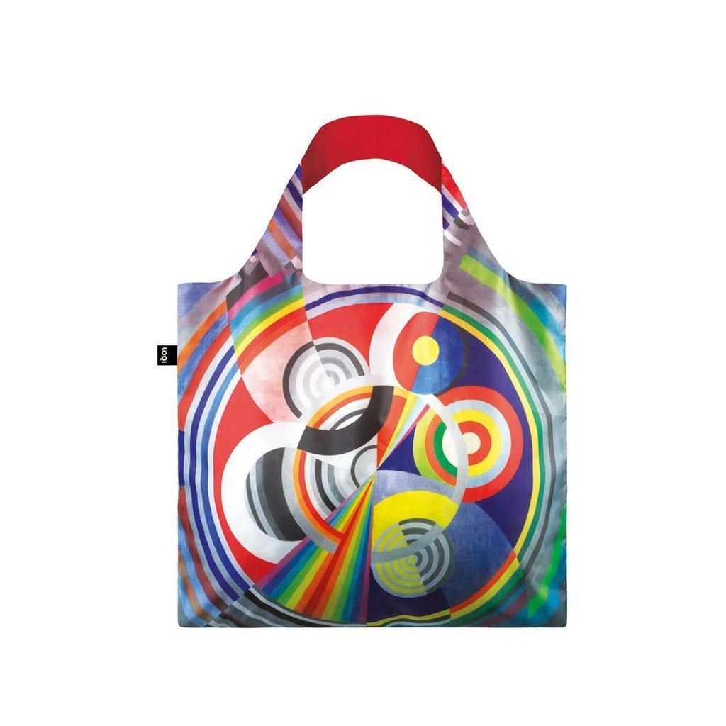 LOQI museum delaunay rythme no1 bag