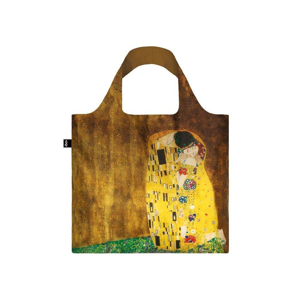 LOQI museum klimt the kiss bag