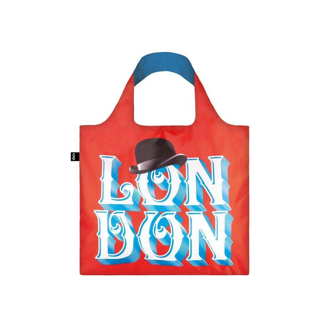 LOQI taška - Alex Trochut, London