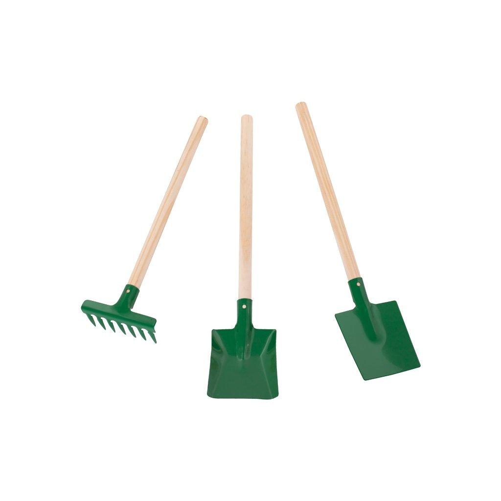 Redecker, Dětský zahradní set - zelený