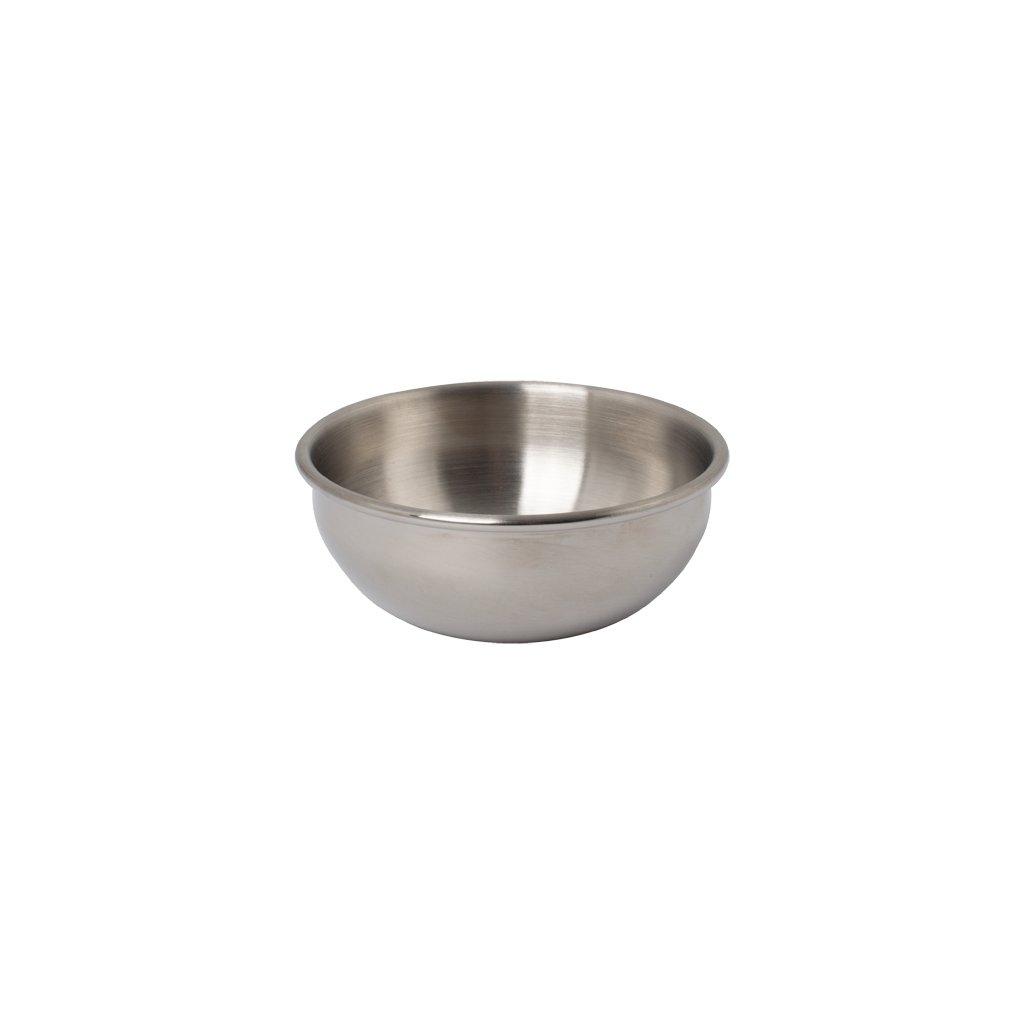 Kovová miska na holení - Ø 8,5 cm