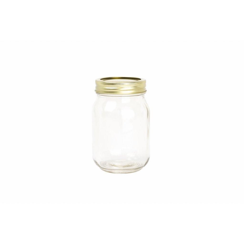 KitchenCraft, Zavařovací sklenice - 500ml