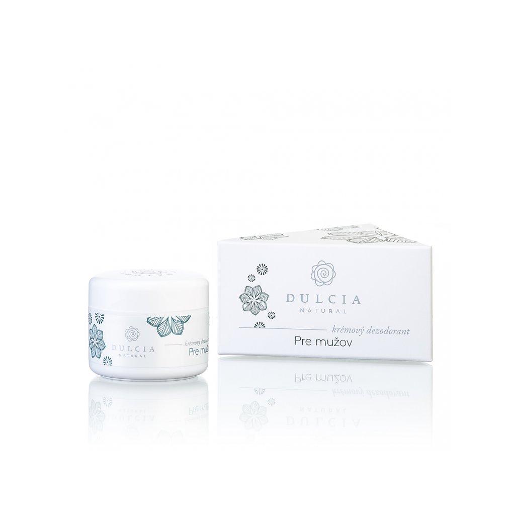 Dulcia, Krémový deodorant - pro muže 30 g