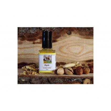 U šťastnej včely, Olejíček na nehty a kůžičku, 10ml