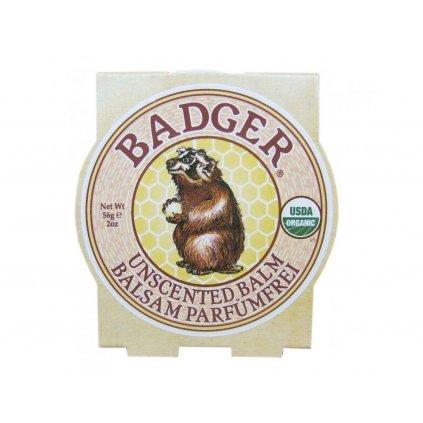 Badger, Balzám na pokožku bez vůně, 56g
