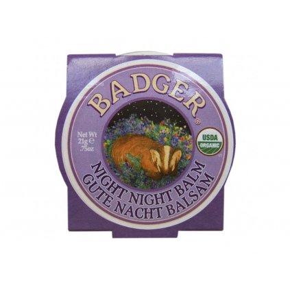 Badger, Balzám na dobrou noc, 21g
