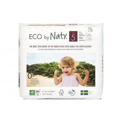 Naty,Natahovací plenkové kalhotky JUNIOR 12-18kg - 20ks