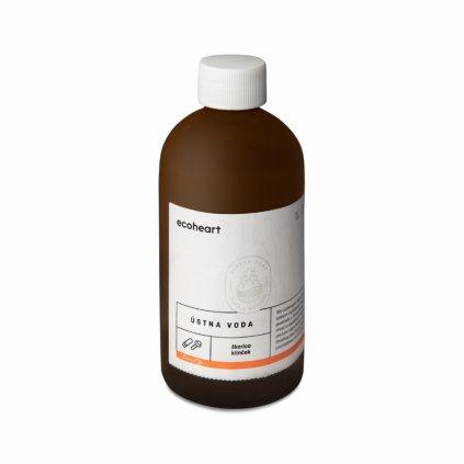 Ecoheart, Ústní voda TASTY - Skořice a hřebíček, 300ml