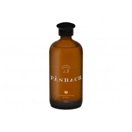 PÁNBACH, Prací gel - Mandarinka, 500ml