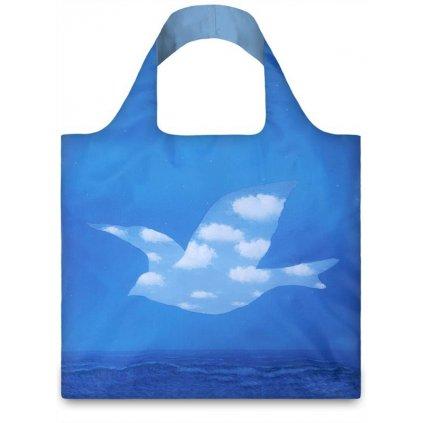 LOQI, Nákupní taška - René Magritte, The Promise