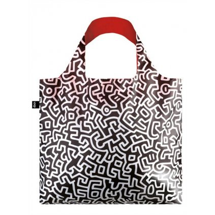 LOQI taška Museum, Haring Unttiled