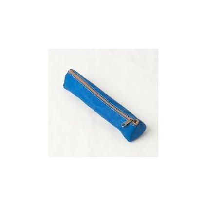 UASHMAMA, Penál slim - Modrá Cobaltoo
