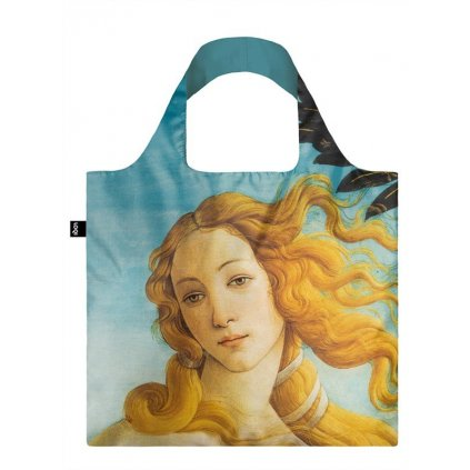 LOQI, Nákupní taška - Museum Botticelli, The Birth Of Venus