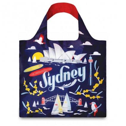 LOQI, Nákupní taška - Urban Sydney