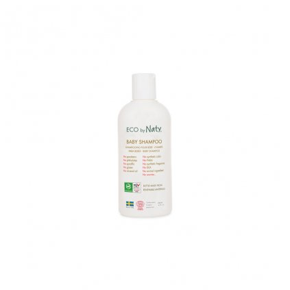 Naty, Dětský ECO šampón - 200 ml