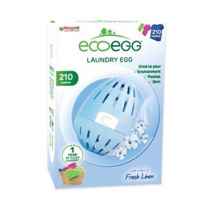 Ecoegg, Prací vajíčko - Svěží bavlna, 210 praní
