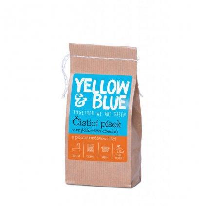 Tierra Verde, Čisticí písek z prášku z mýdlových ořechů - 250g