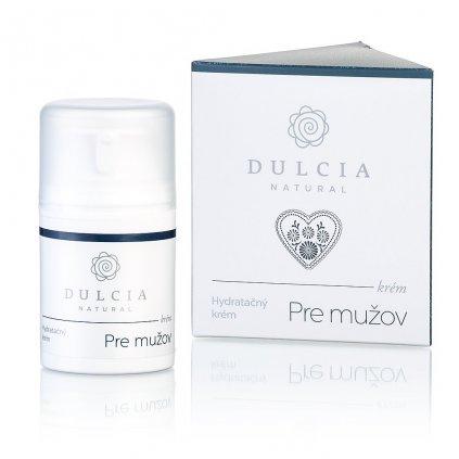 Dulcia, Hydratační krém pro muže - 50ml