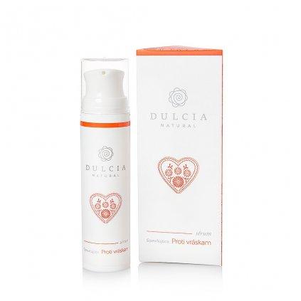 Dulcia, Sérum proti vráskám - Zpevňující, 30ml