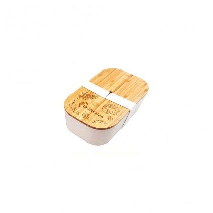 Tropikalia, Obědový box - ECO White