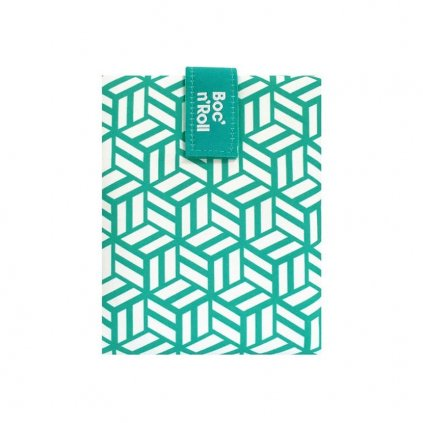 Eko vrecko Boc´N roll Tiles green