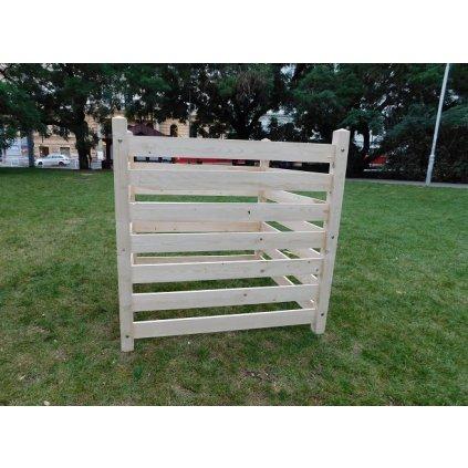 Dřevěný kompostér 2700