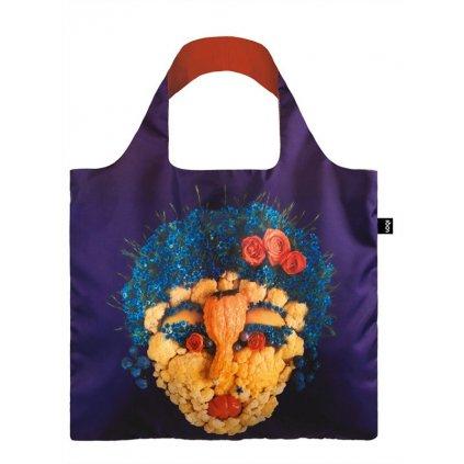 LOQI, Nákupní taška - Fresh Faces, Gilbert & Zelda
