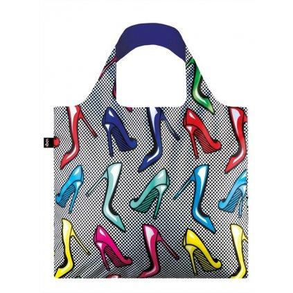 LOQI, Nákupní taška - Pop High Heels