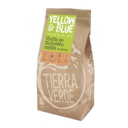 Tierra Verde, Mýdlové vločky žlučové