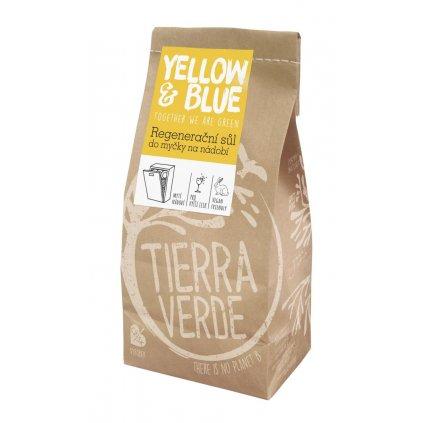 Tierra Verde, Sůl do myčky nádobí