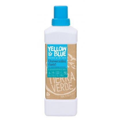 Tierra Verde, Univerzální čistič z mýdlových ořechů