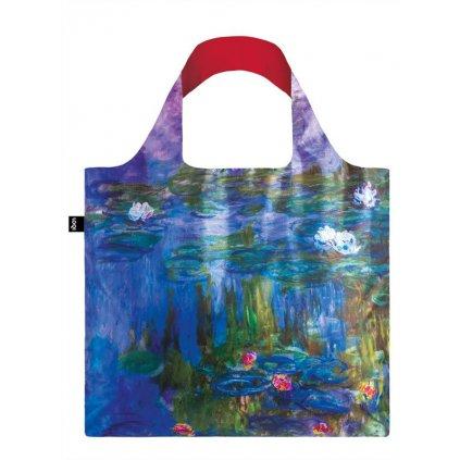 loqi museum claude monet water lilies bag (1)