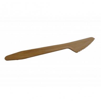 Vegware, Dřevěný kompostovatelný nůž - 16,5cm