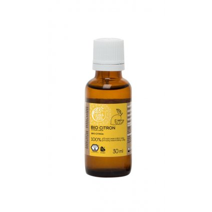 Tierra Verde, 100% esenciální olej - Citron