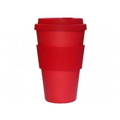 Bambusový hrnek Ecoffee RED DAWN - 400 ml