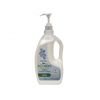 Ecoegg, Ekologická aviváž s vůní svěží bavlny - 1,5L