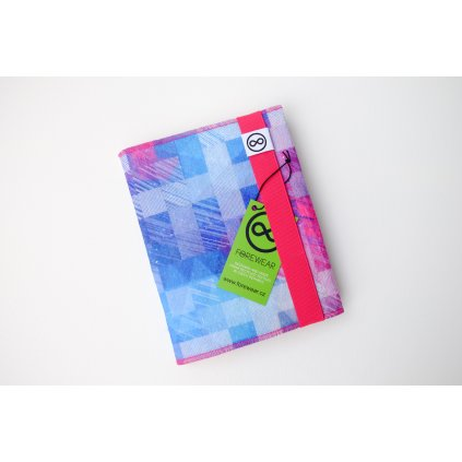 FOREWEAR recycled products pink diary 03