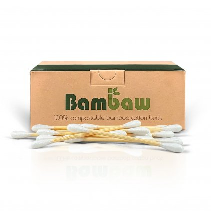 bambaw bavlněné tyčinky