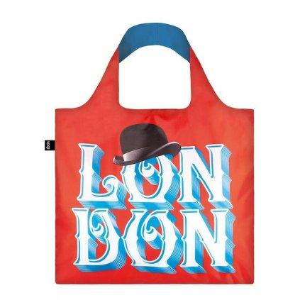 LOQI, Nákupní taška - Alex Trochut, London