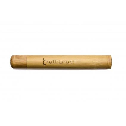 Truthbrush, Bambusový obal na zubní kartáček