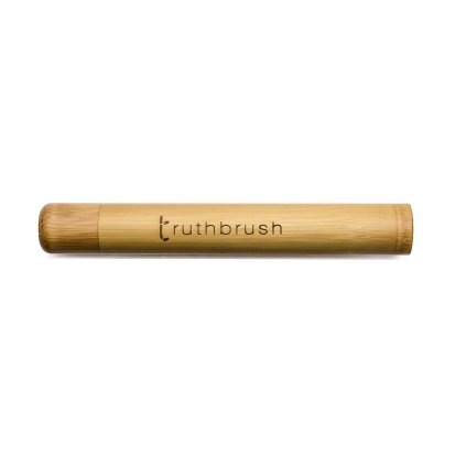 Truthbrush bambusový obal na zubní kartáček