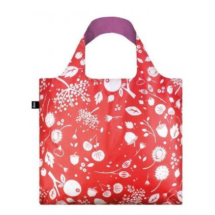 LOQI taška Seed Coral Bell