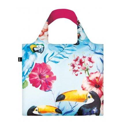 LOQI, Nákupní taška - Wild Birds