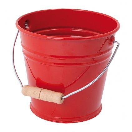 Redecker, Dětský kyblík na písek - Červený