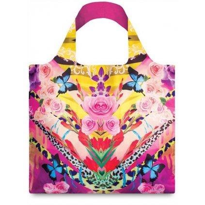 LOQI, Nákupní taška - Shinpei Naito, Flower Dream