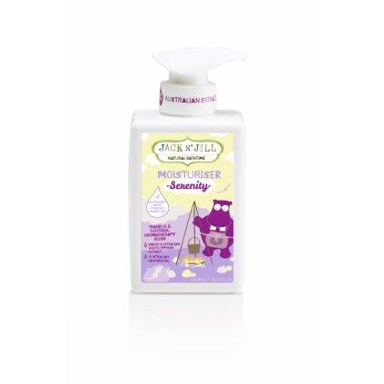 Jack N' Jill, Tělové mléko - SERENITY, 300ml