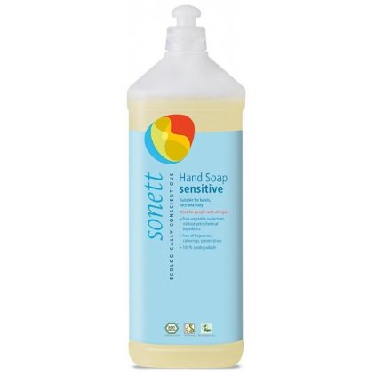 60729 tekuté mydloSenzitív